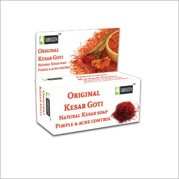 Natural Kesar Goti Soap