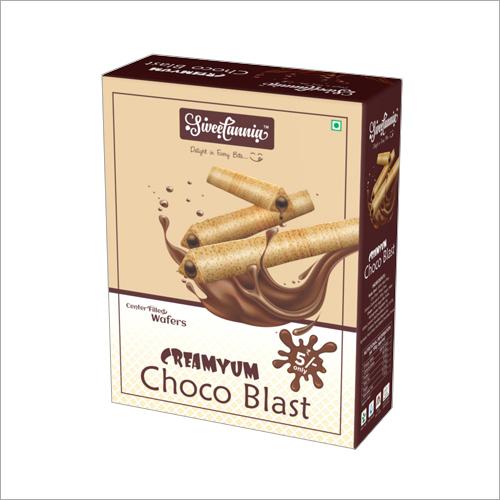 Choco Blast Creamy Waffer Sticks