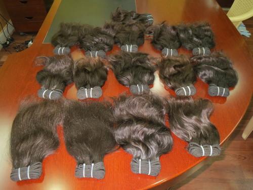 Hair King Raw Machine Weft Hair