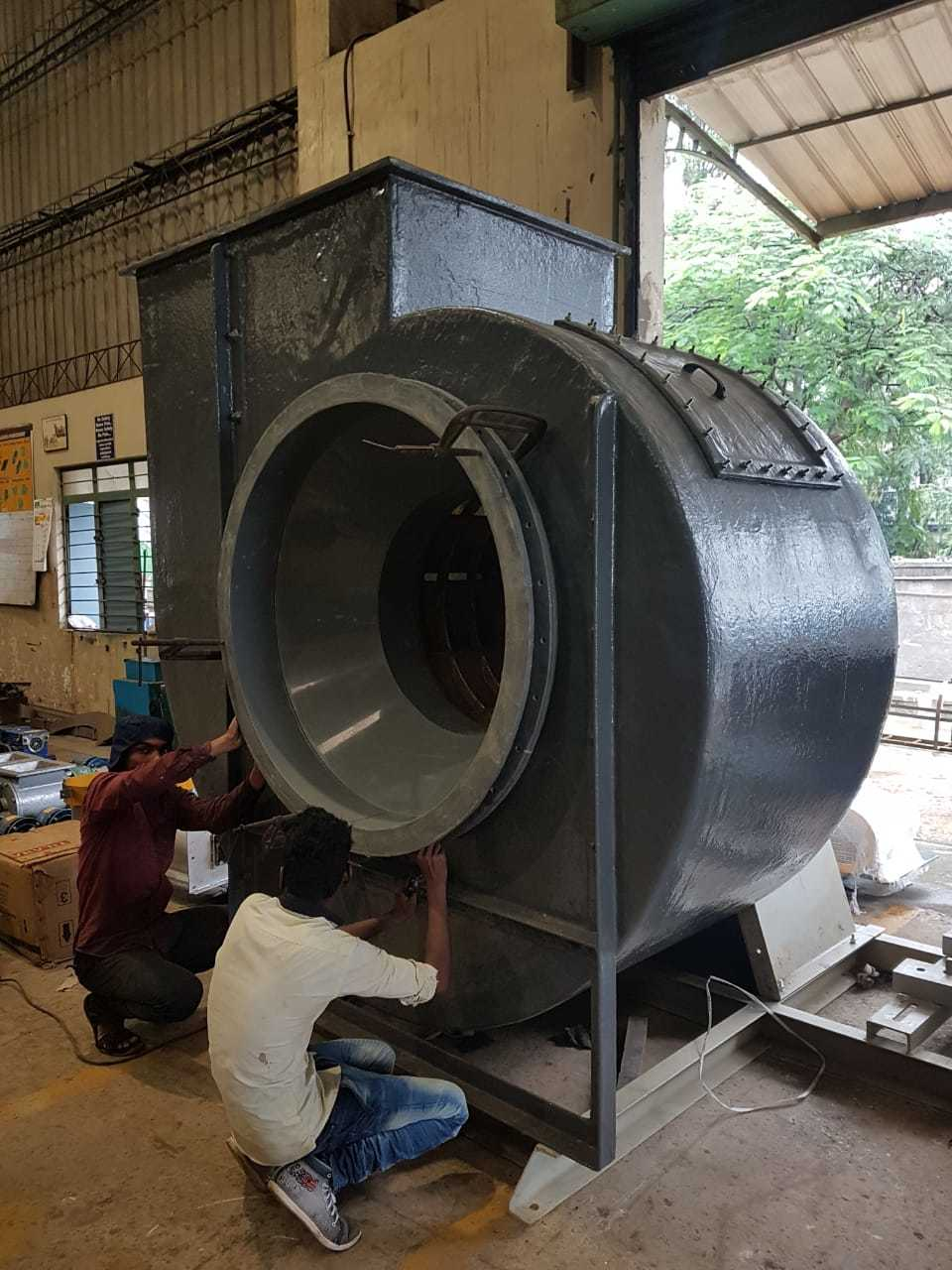 FRP Industrial Blower