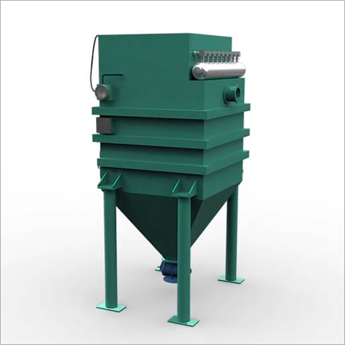 Pulse Jet Dust Collection Systems