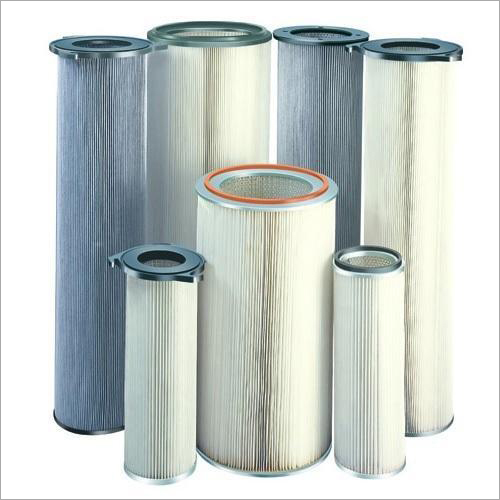 Pleated Dust Collection Cartridge