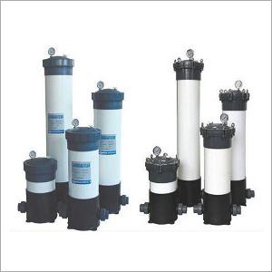 PVC Cartridge Filter Housing