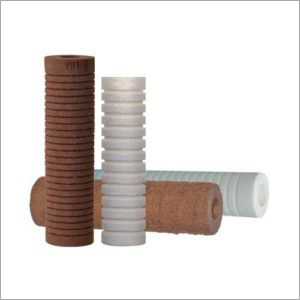Resin-Bonded Filter Cartridge