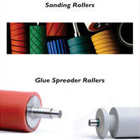 Rollers For Wooden Industry