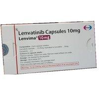 Lenvima 10mg Capsule (Lenvatinib (10mg) - Eisai Pharmaceuticals India Pvt Ltd)