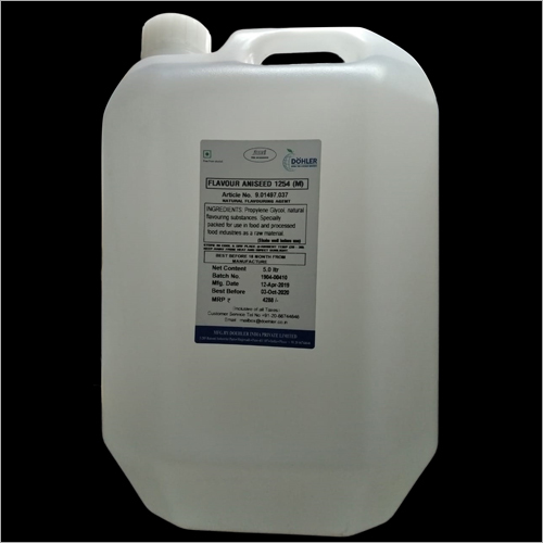 Liquid Aniseed Flavour