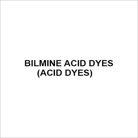 BILMINE ACID DYES (ACID DYES)