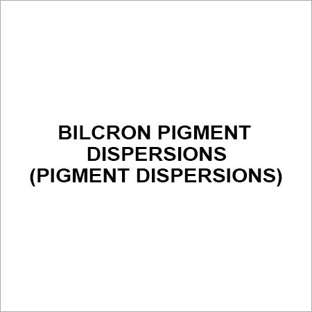 Bilcron Pigment Dispersions