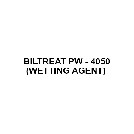 BILTREAT PW - 4050 (WETTING AGENT)