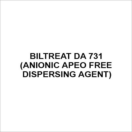 BILTREAT DA 731 ANIONIC APEO FREE DISPERSING AGENT