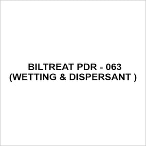 BILTREAT PDR - 063 WETTING And DISPERSANT