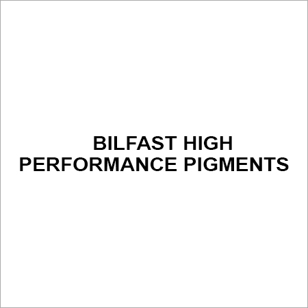 BILFAST HIGH PERFORMANCE PIGMENTS