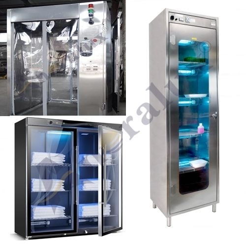 DISINFECTION CABINETS