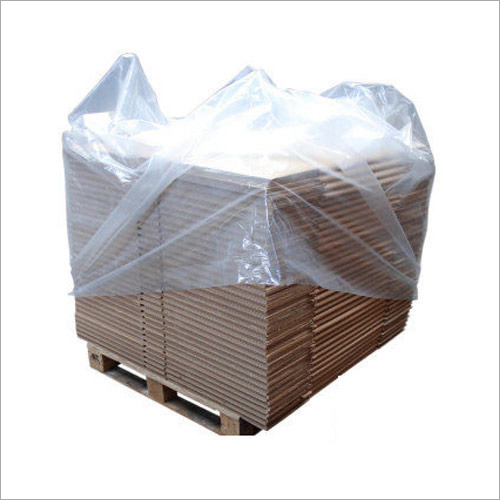 Pallet Hood and Wide Width Shrink Film