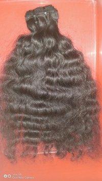 NATURAL RAW CURLY HUMAN HAIR