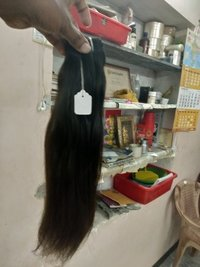Smooth Straight Human Hair