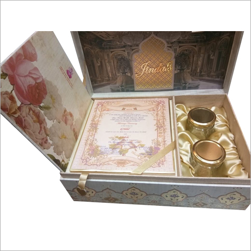 Designer Wedding Box