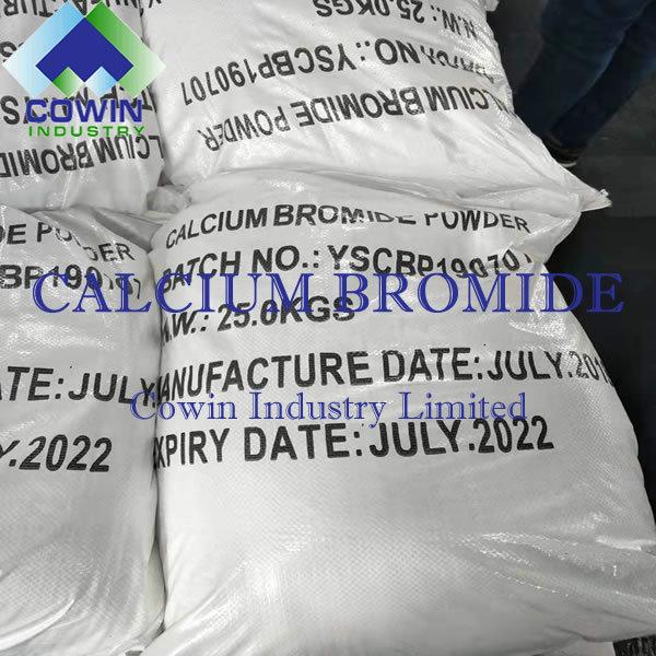 Calcium Bromide liquid 52%min