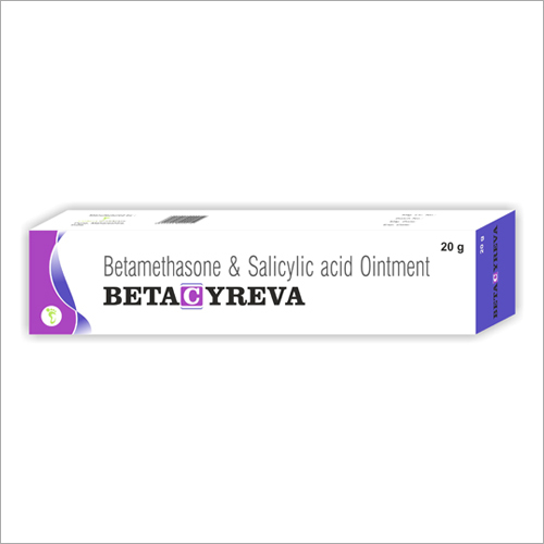 20 g Betamethasone And Salicylic Acid Ointment