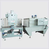 Web Sealer with Shrink Tunnel Machine