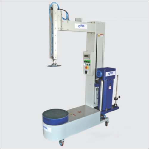 Box Stretch Wrapping Machine with Power Pre- Stretch