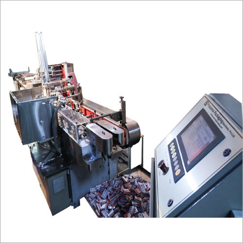 Horizontal Continuous Motion Cartoner Machine