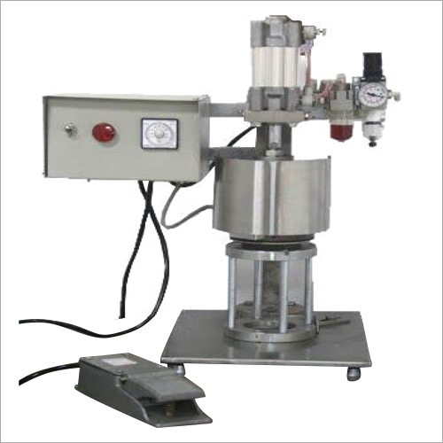 Pneumatic Cup Sealer Machine