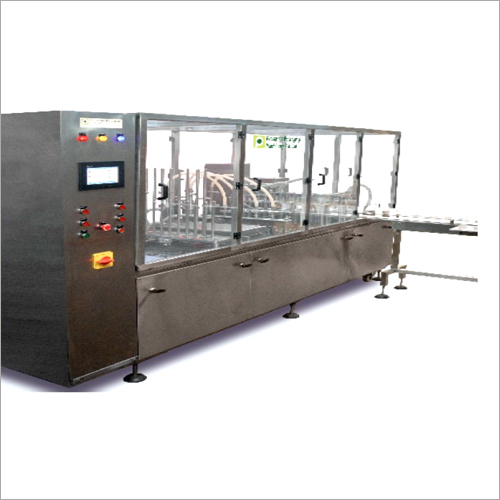 Four Head Cup Filling And Cup Sealing Machine