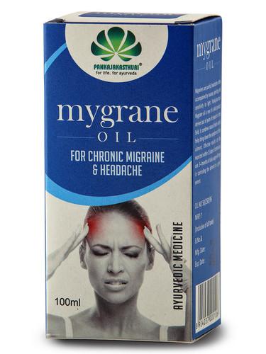 Pankajakasthuri Mygrane Oil