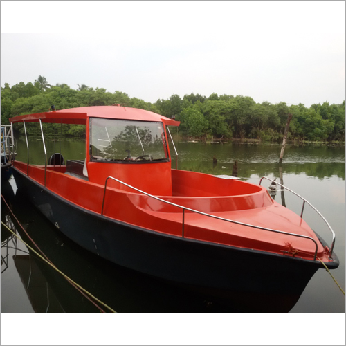 25 Seater Patrolling Boat