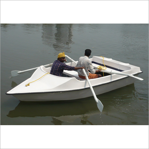 6 Seater Rowing Boats