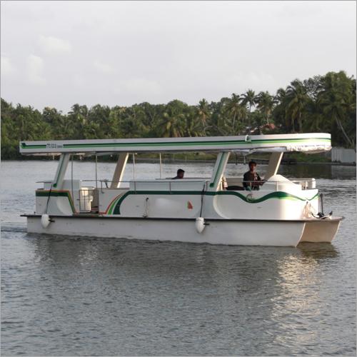 20 Seater Solar Boat