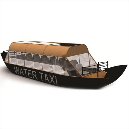 Solar Shikara Boat