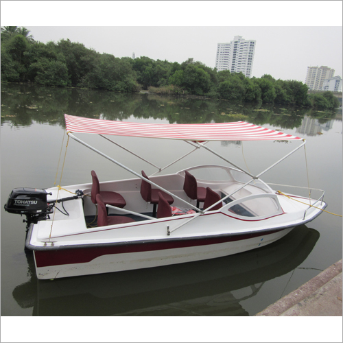 Six seater Speed Boat