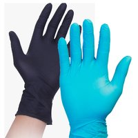 2020 Nitrile glove inspection anti pollution industrial gloves