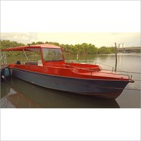 Commercial Diving Boat