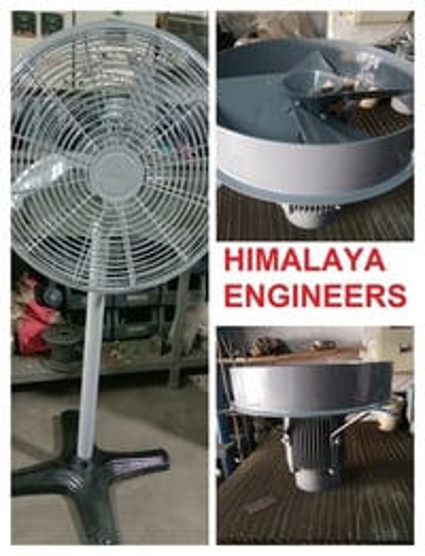 Flameproof Fan