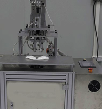 Semi-Automatic N95/KN95 Mask Production Line