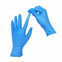 Nitrile Disposable And Examination Gloves