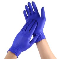 Nitrile Gloves Disposable Powder Free Latex gloves