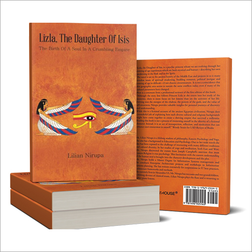 Lizla The Daughter Of Isis Book