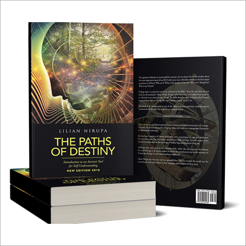 The Paths Of Destiny Book