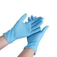 Powder Medical Examination Hospital Exam Disposable nitrile hand Glove
