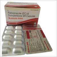 Rabeprazole (EC) And Domperidone SR Capsules