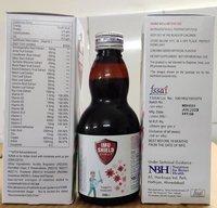 Immunity booster Syrup (Formula)