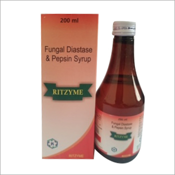 200 ML Fungal Diastase And Pepsin Syrup