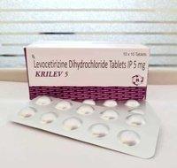 5 MG Levocetirizine Dihydrochloride Tablets IP