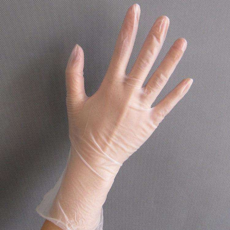 Medical Softtextile Vinyl Glove Safety
