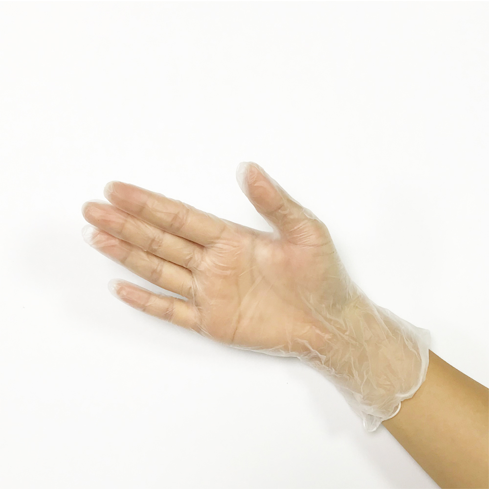 Vinyl Disposable Examination Gloves